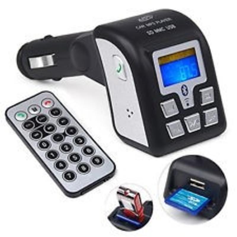 J&S Supply FM/MP3 Transmitter Deluxe