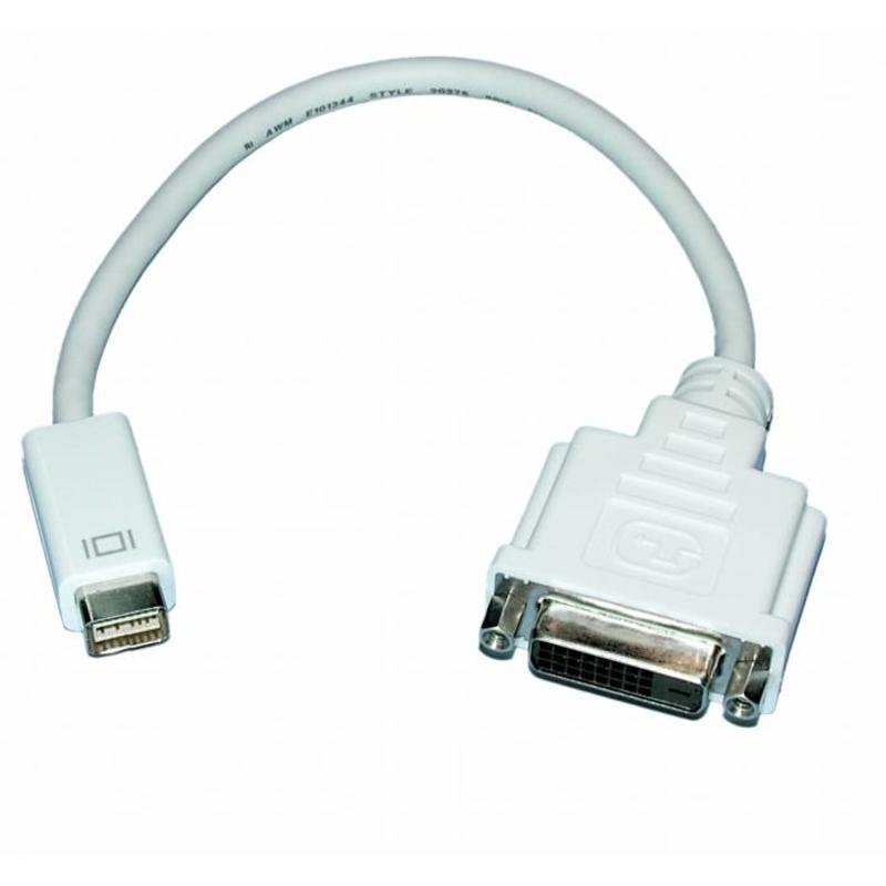 J&S Supply Mini Displayport naar DVI-D 1.0 m