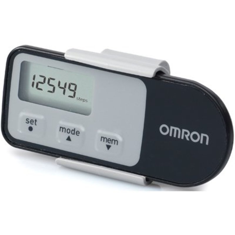 Omron Omron Walking Style One 2.1 zwart