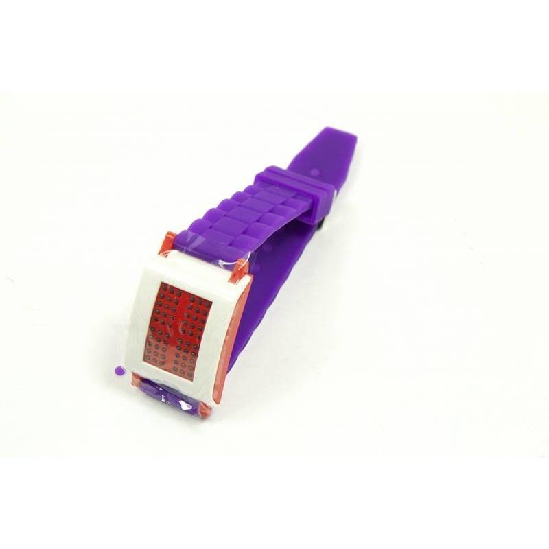 J&S Supply LED horloge touch