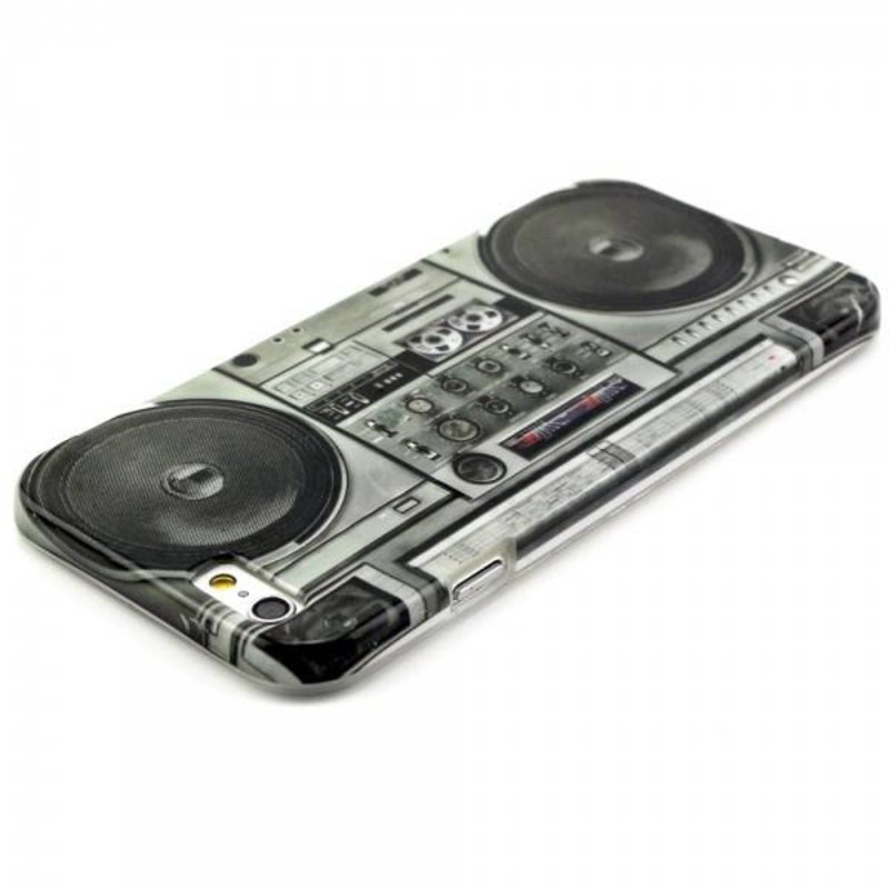 J&S Supply Boombox iPhone 6 hoesje