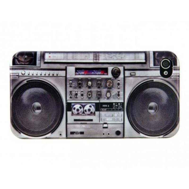 J&S Supply Boombox iPhone 6 plus cover