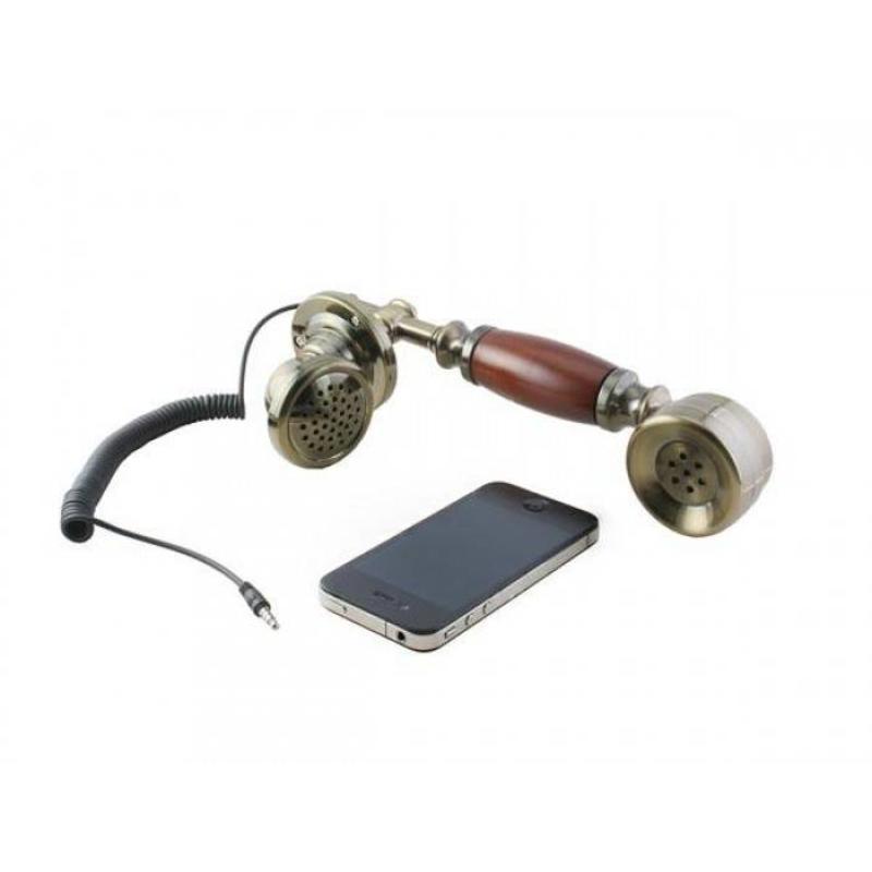 J&S Supply Vintage telefoon hoorn