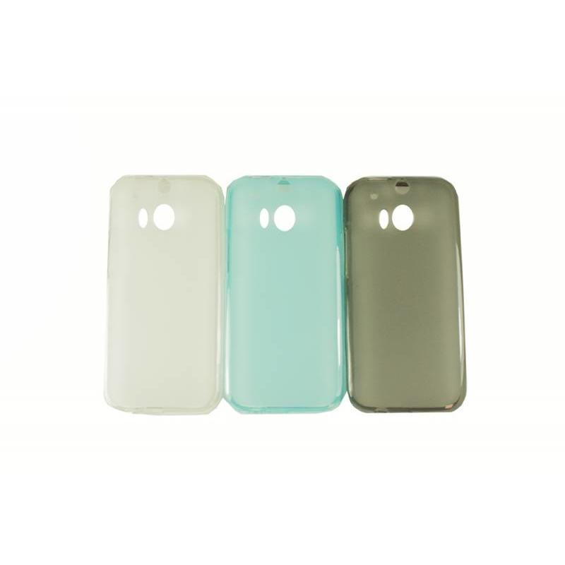 HTC ONE M8 Soft Plastic cover