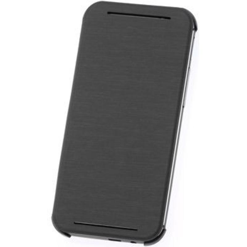 J&S Supply HTC ONE M8 Mini Flip Case Leder