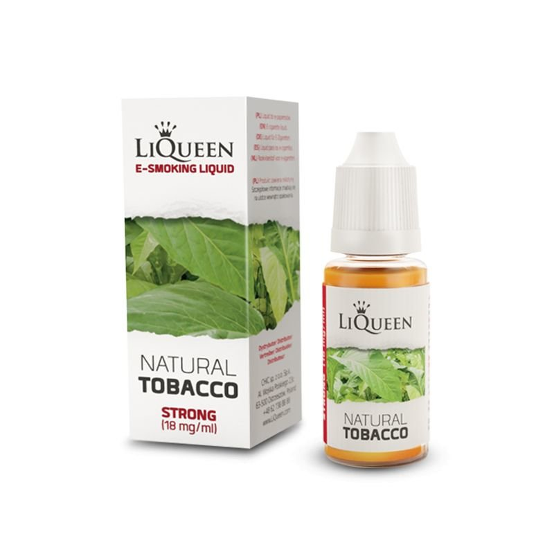 Liqueen Liqueen Natural Tobacco 10ml 3mg/ml