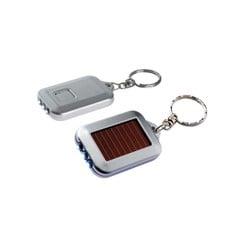 J&S Supply LED Sleutelhanger Lampje op zonne energie