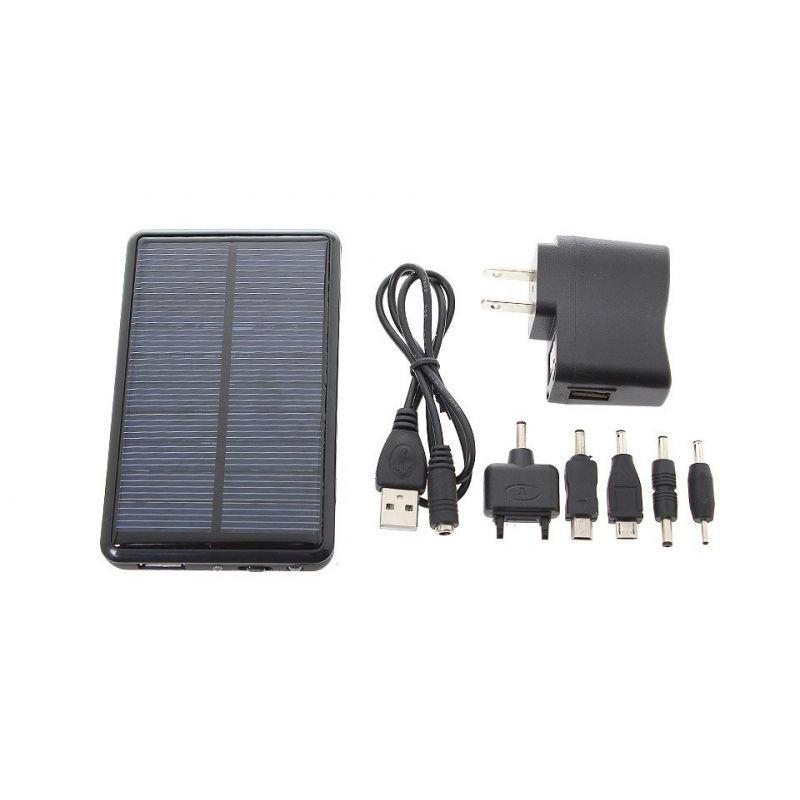 J&S Supply Zonne energie Powerbank 5000mAh