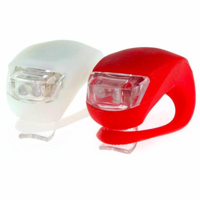 J&S Supply Fietslampjes Voor en Achter