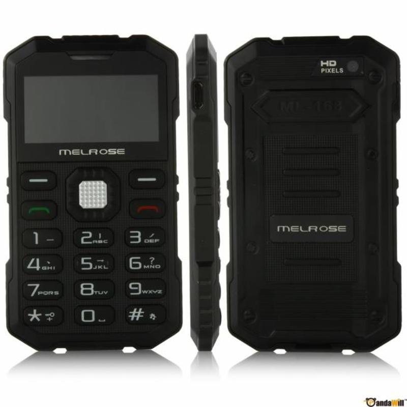 J&S Supply Kleine Robuuste telefoon