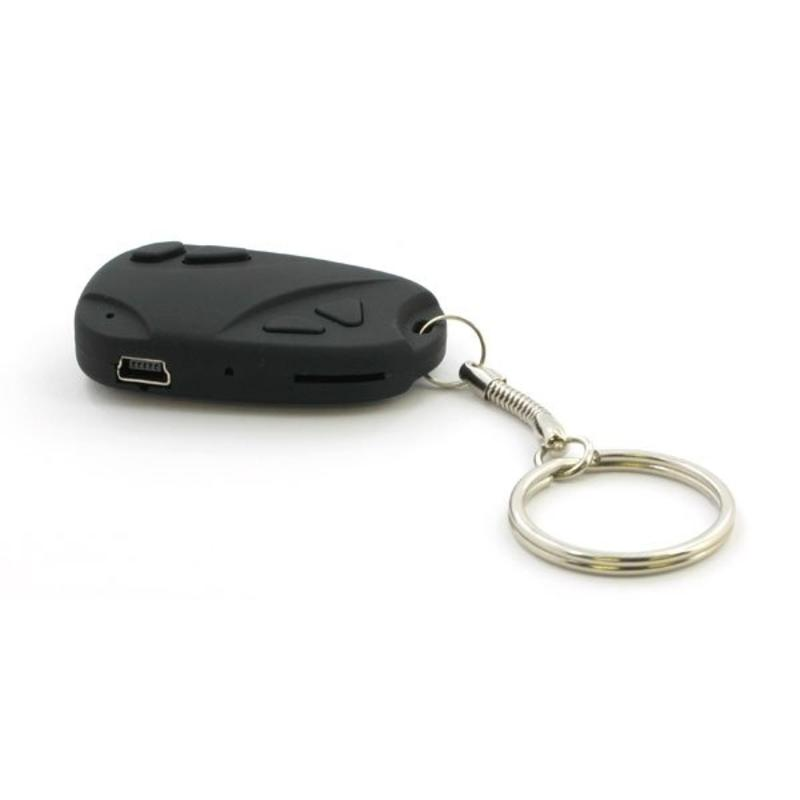 Spionage camera autosleutel