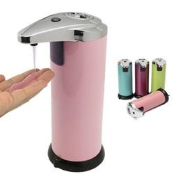 J&S Supply RVS look automatische zeepdispenser