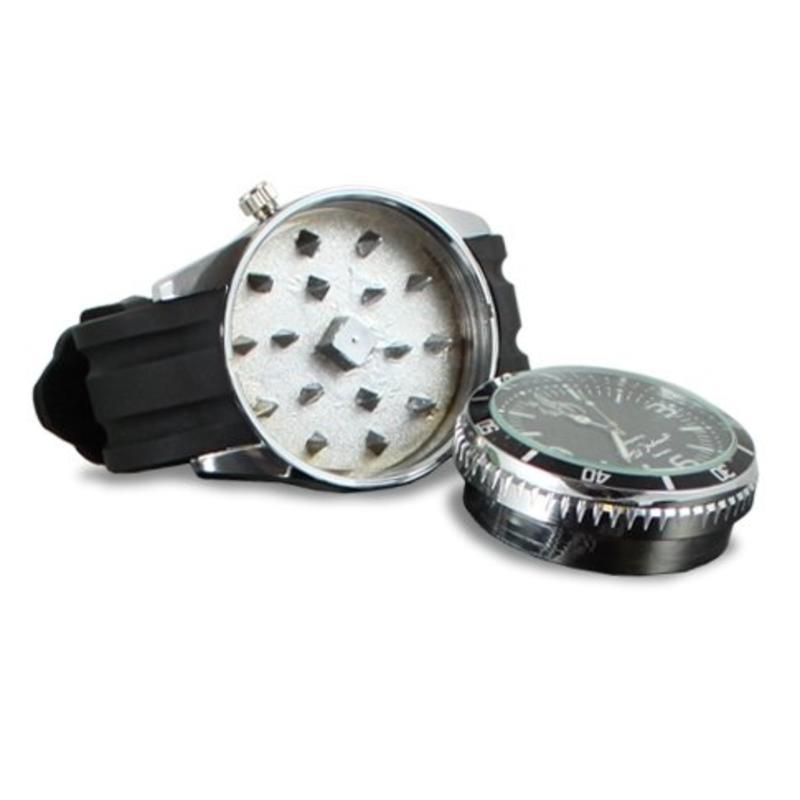 J&S Supply Grinder Horloge
