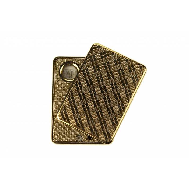 USB Oplaadbare Aansteker Shayu Goud Motief