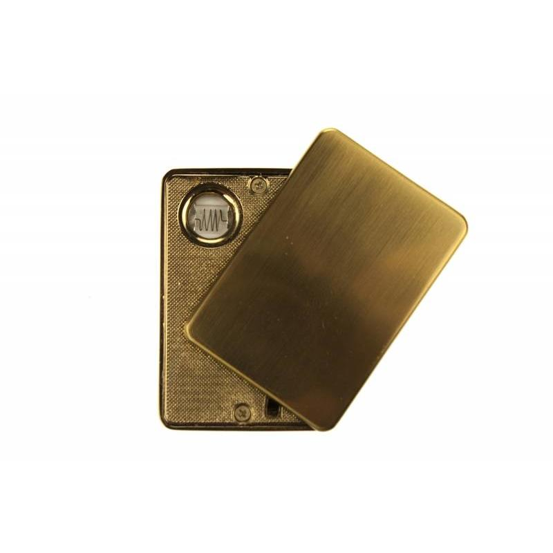 J&S Supply USB Oplaadbare Aansteker Shayu Goud