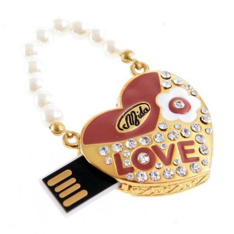 J&S Supply Love Bedel USB Stick