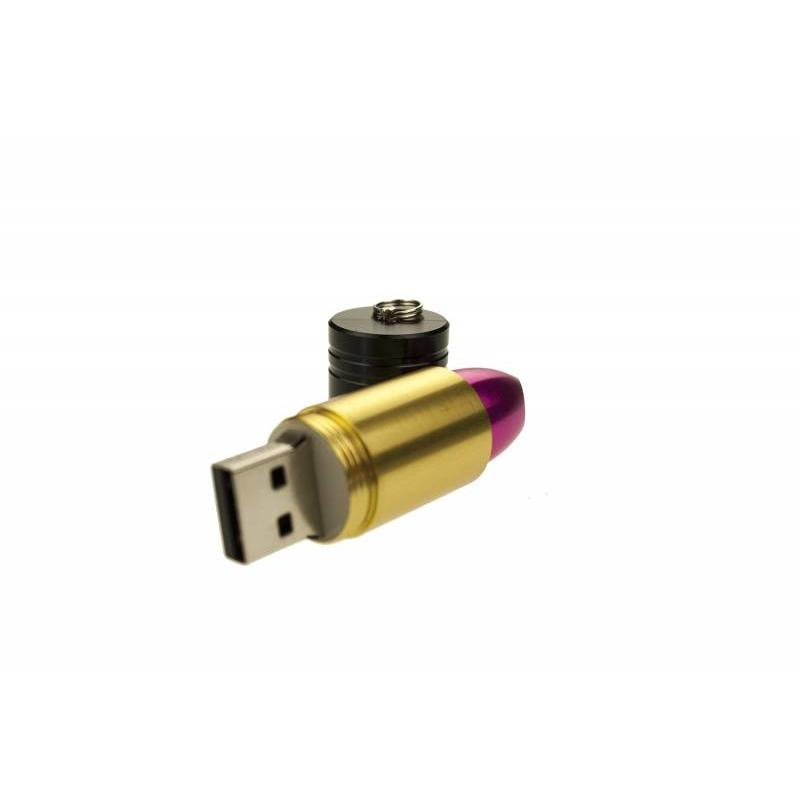 J&S Supply Lippenstift USB Stick