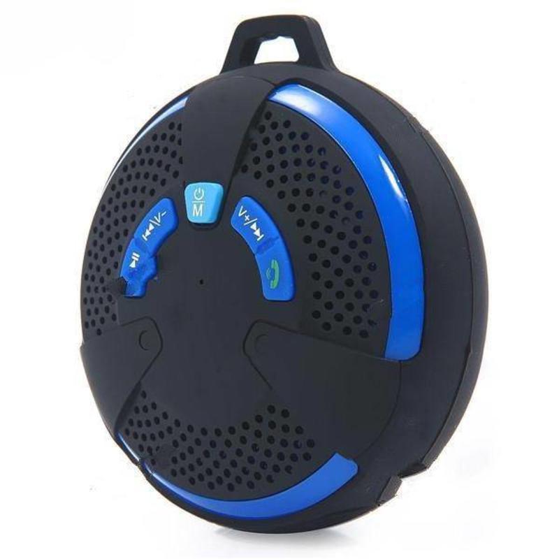 J&S Supply Waterdichte Bluetooth speaker