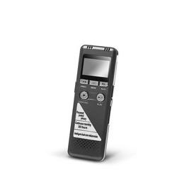 J&S Supply Voice Recorder 8GB Geheugen