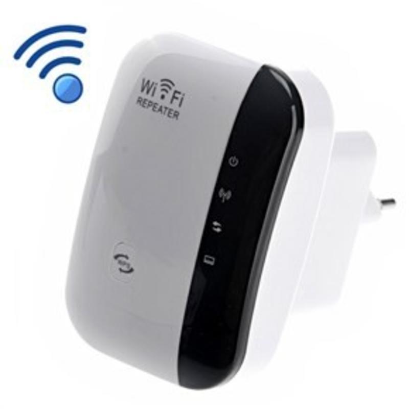 J&S Supply Wireless-n Wi-Fi repeater digitaal