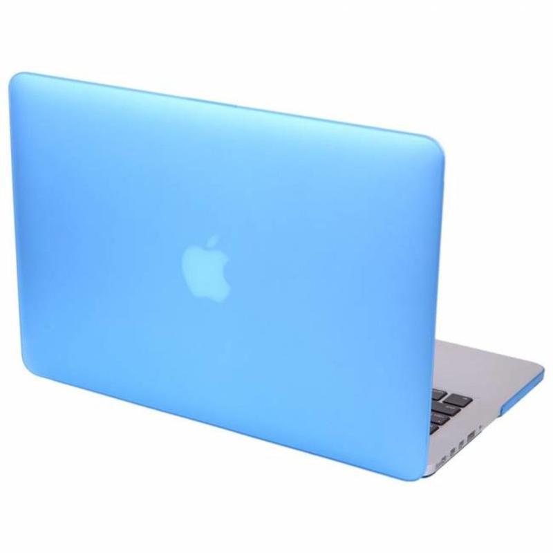 Hardshell Cover SmartShell Mat Licht Blauw voor de MacBook Air 13 inch