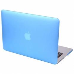 Hardshell Cover SmartShell Mat Licht Blauw voor de MacBook Pro 15 inch Retina