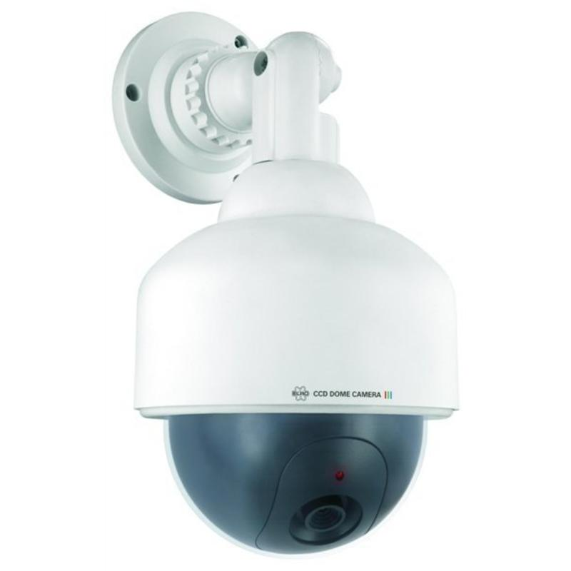Dome camera dummy met ledlicht