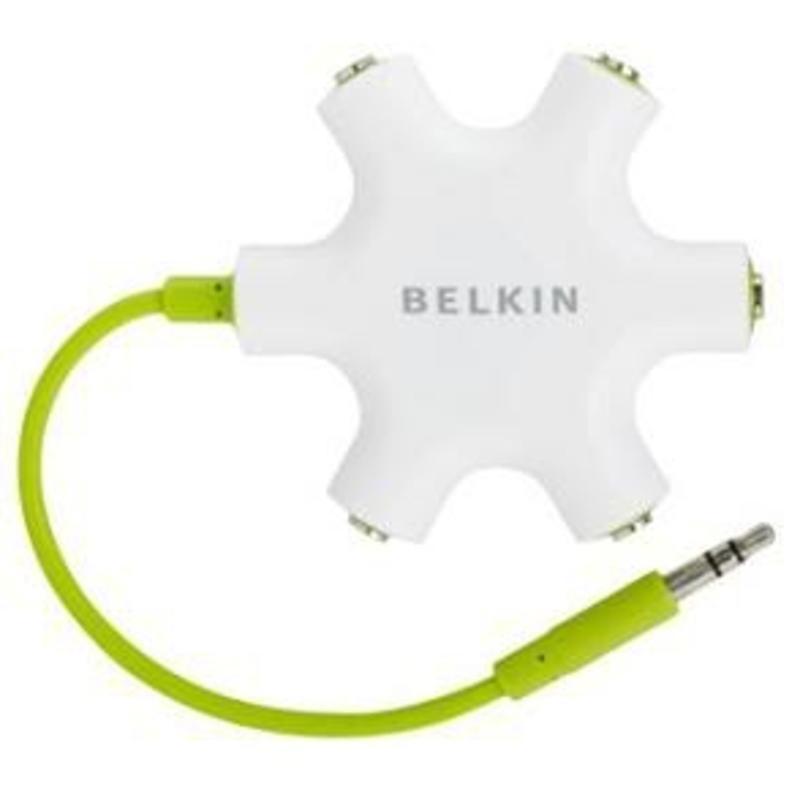 Belkin Headphone Splitter 5 Weg