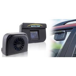 J&S Supply Auto ventilator zonne-energie