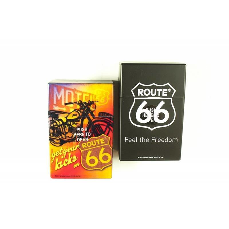 Sigaretten Box Route 66
