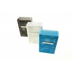J&S Supply Sigarettenbox Aluminium Hole