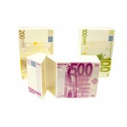 J&S Supply Sigaretten Box Geld