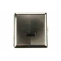 J&S Supply Zilveren sigaretten box
