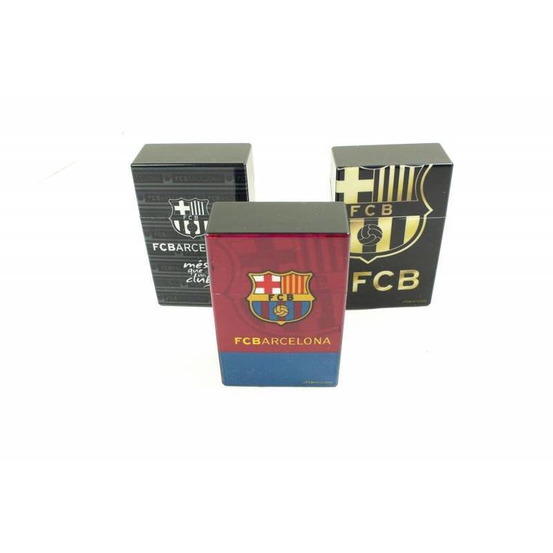 Sigaretten doosje FC Barcelona