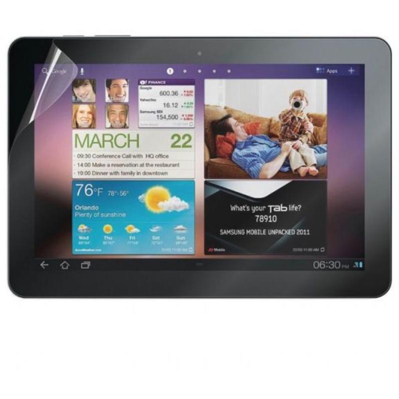 J&S Supply 2 x Screenprotector voor Samsung Galaxy Tab 2 10.1 N7500