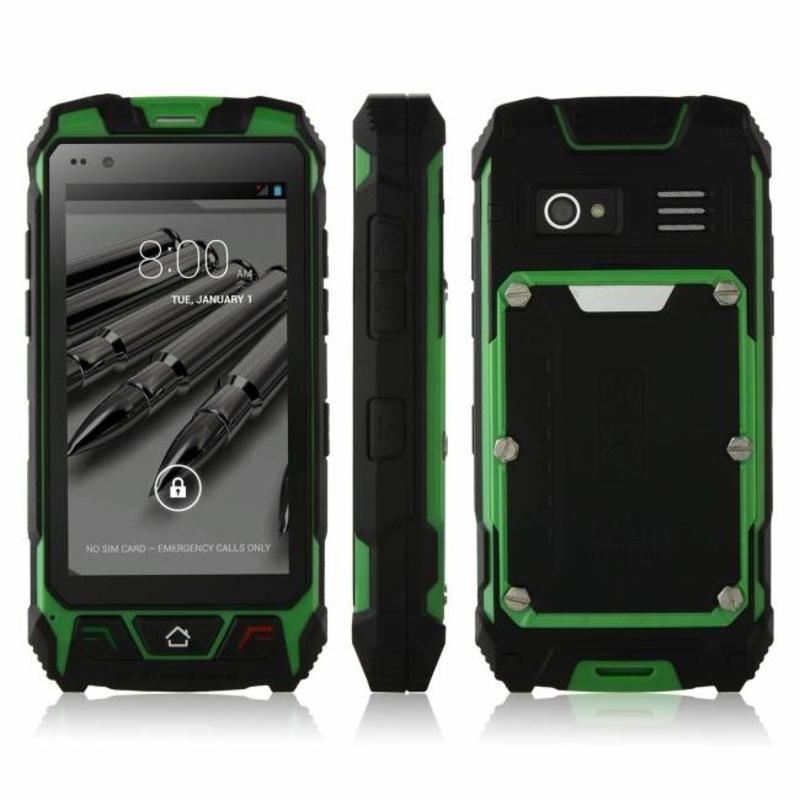J&S Supply Robuuste Smartphone en Walkie Talkie