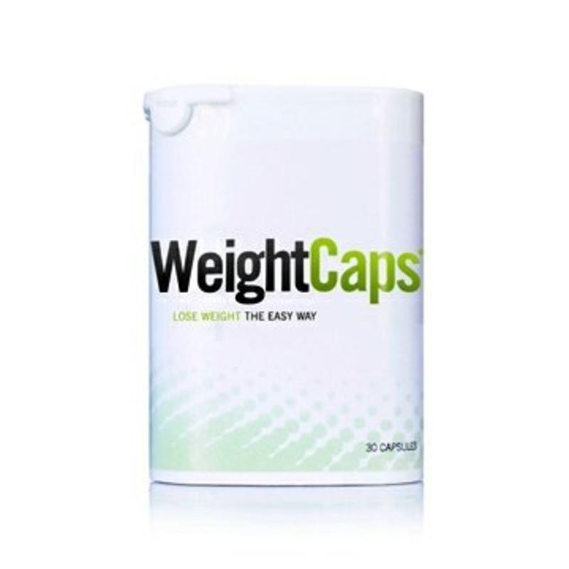 WeightCaps Konjac afslank pillen