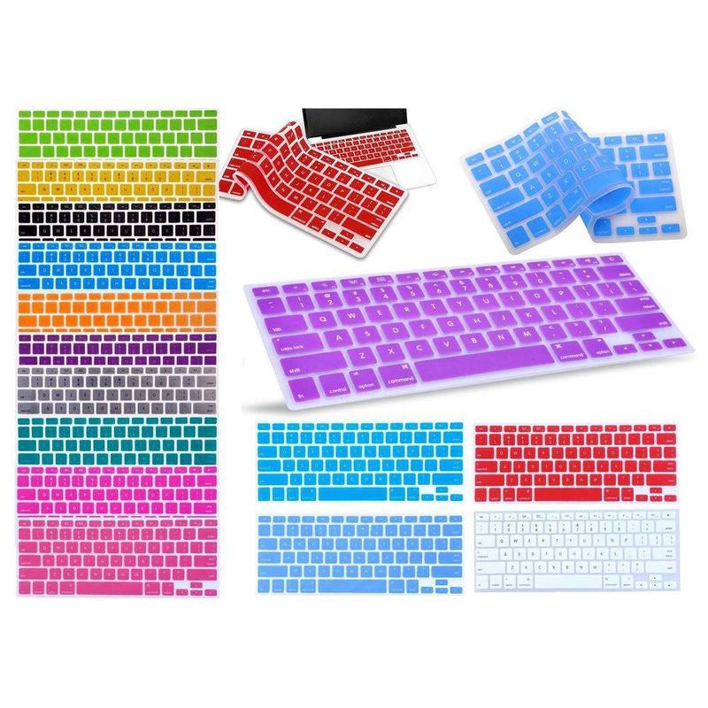 Toetsenbord Skin voor de Macbook Pro 13 Inch