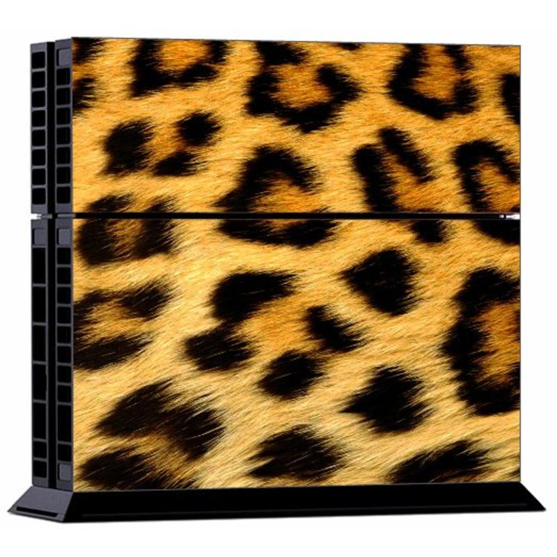 Playstation 4 Sticker Cheetahvacht