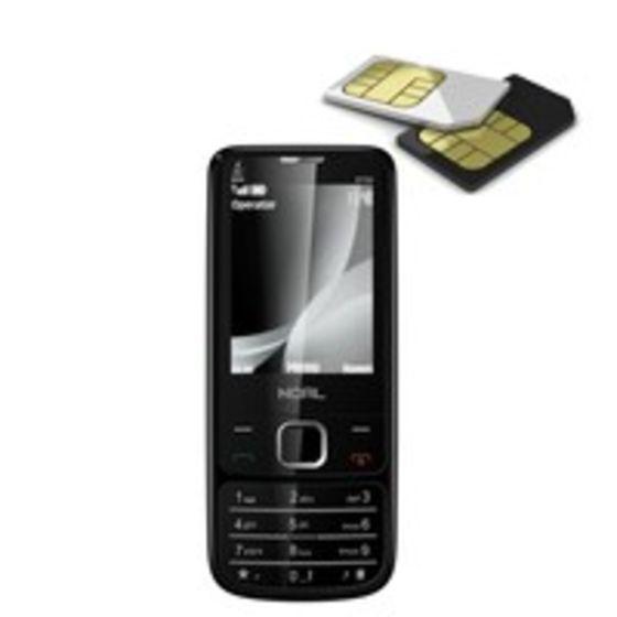 Dual SIM telefoons