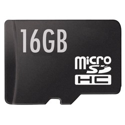 J&S Supply 16 GB Micro SD Geheugenkaart HC