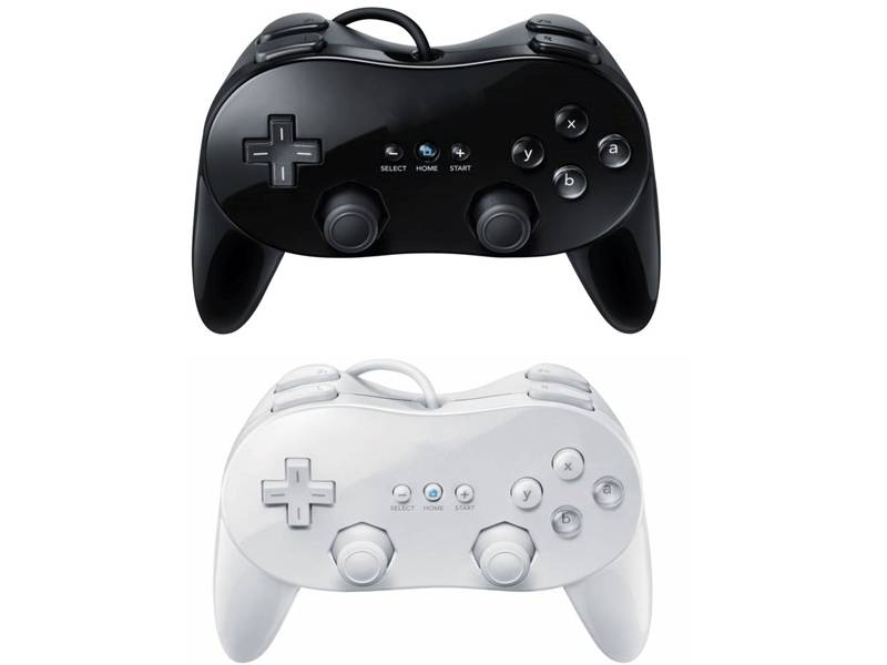 Nintendo Wii Pro Controller Joystick Classic