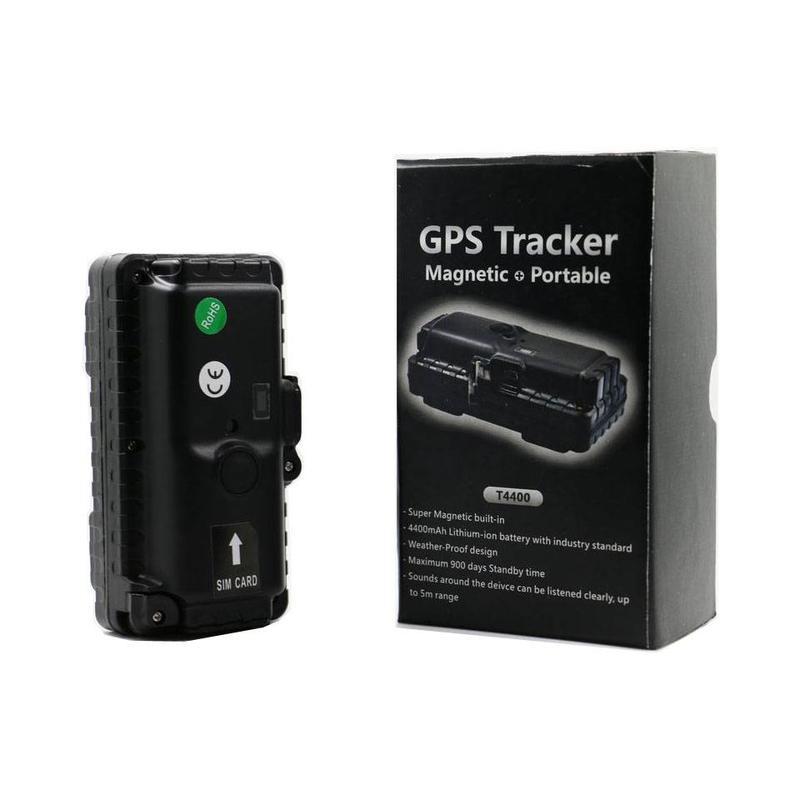 GPS Tracker Magneet