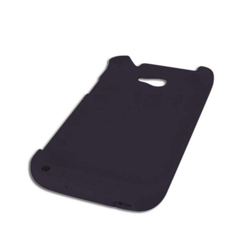 Powerhoes 3200mah in Zwart of Wit voor de Galaxy Note II N7100