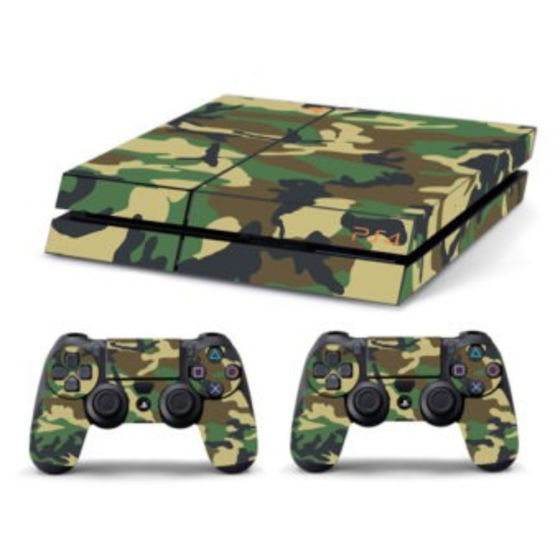 Playstation 4 stickers