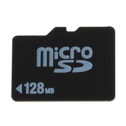 JS Micro SD-kaart 128MB