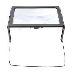 JS Vergrootglas 3X met LED Verlichting