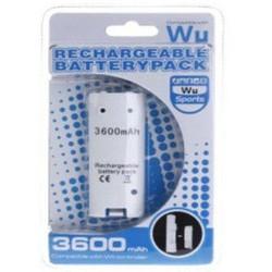 J&S Supply 3600mAh Oplaadbare batterij voor Nintendo Remote