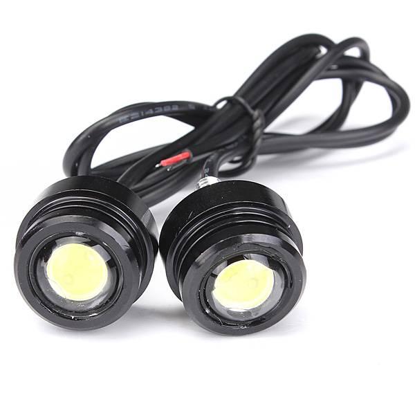 LED Dagrijverlichting Mistlampen voor de Motor