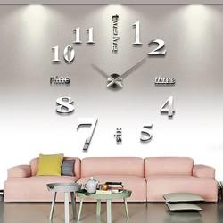 J&S Supply Wandklok DIY Design